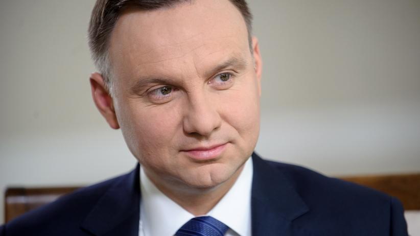 Andrzej Duda walczył z nałogiem. W styczniu powiedział dość!