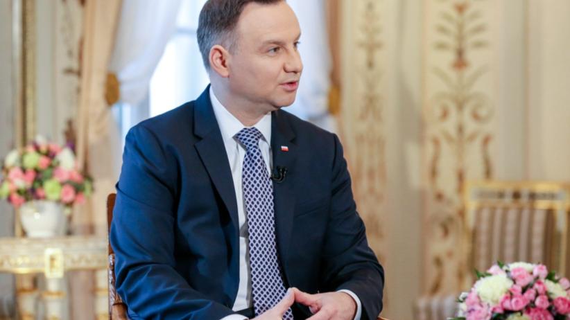 Andrzej Duda: Chciałbym jak najlepiej współpracować z szefem MON