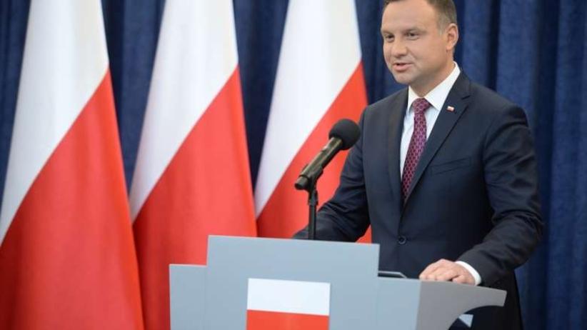 Andrzej Duda zawetował ustawę o KRS i Sądzie Najwyższym