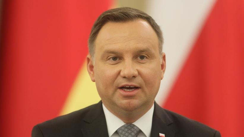 SE: Andrzej Duda w szpitalu na Szaserów. Odwiedzał Jarosława Kaczyńskiego?