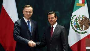 Andrzej Duda w Meksyku. Polska partnerem strategicznym państwa Ameryki Łacińskiej