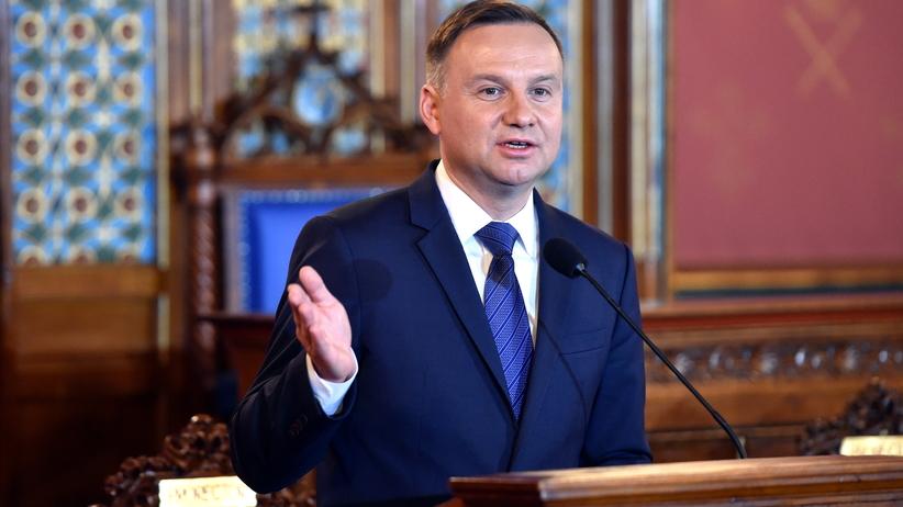 Andrzej Duda zmierza ku referendum. Padła propozycja terminu