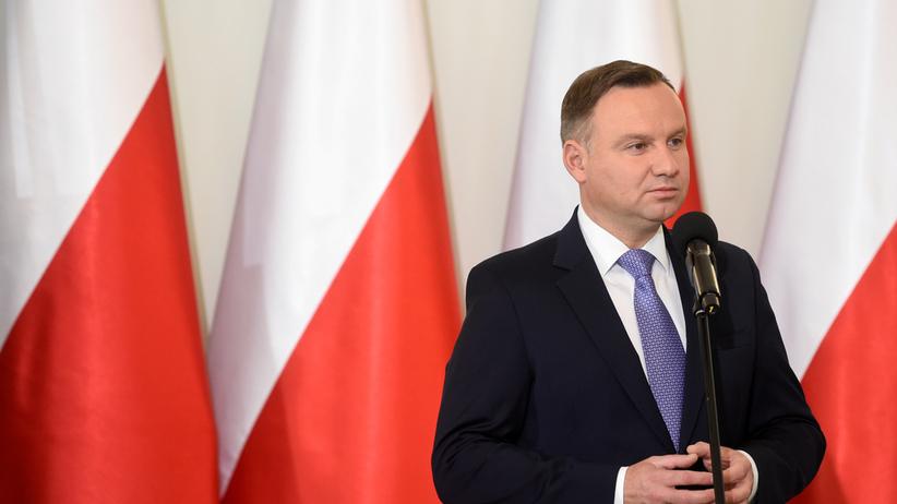 Andrzej Duda zaprosił szefów partii ws. zorganizowania marszu przeciwko przemocy i nienawiści