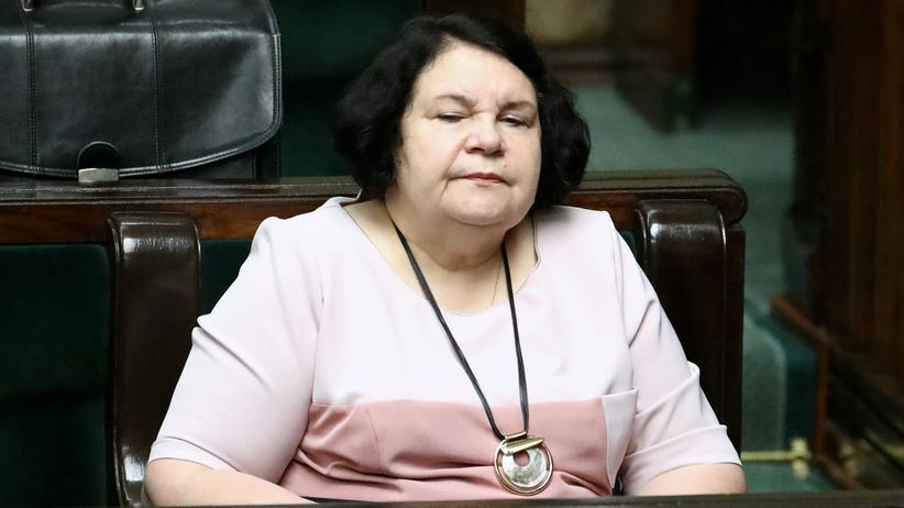 Sobecka pisze do premiera. O przeniesieniu urzędów ze stolicy do… Torunia