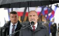 Macierewicz zdradza, co dalej z systemem Patriot