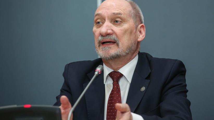 Szef MON: Patriot za nie więcej niż 30 mld zł