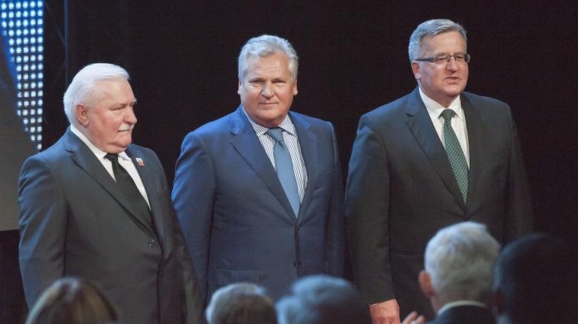 Byli prezydenci i premierzy: policja nie jest własnością partii