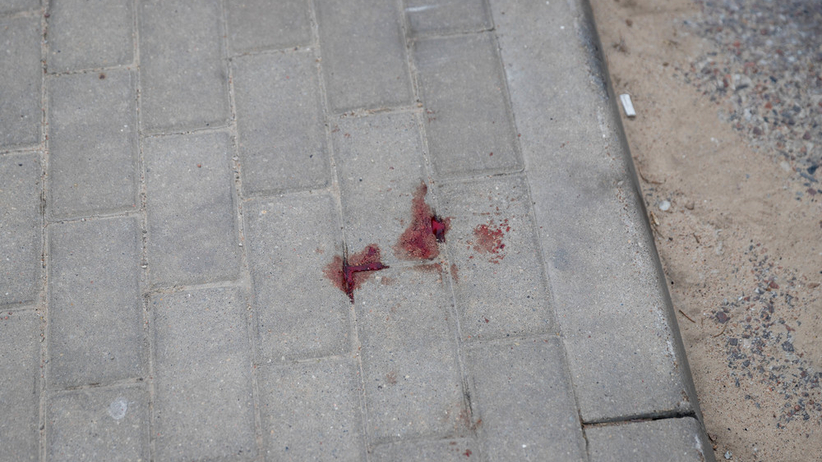 Atak nożownika w Białymstoku. Podejrzany trafił na oddział zamknięty