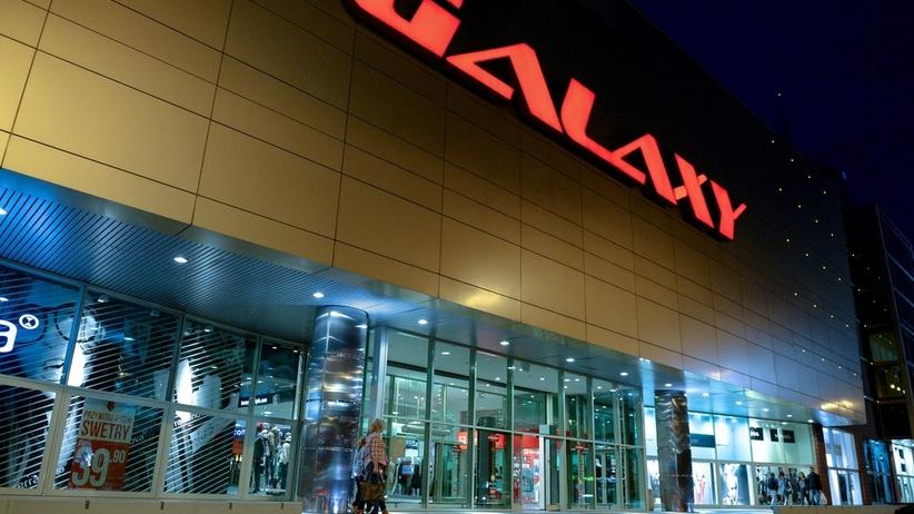 Atak nożownika w Centrum Handlowym Galaxy w Szczecinie