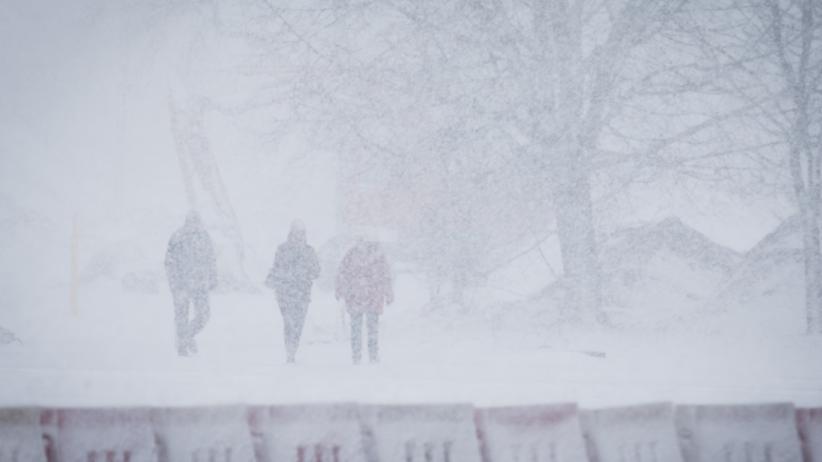 Zamiecie śnieżne, grad i burze. Marcowy atak zimy w Polsce