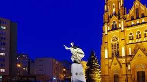 Awantura w katedrze warszawsko-praskiej. Poszło o intencję mszalną