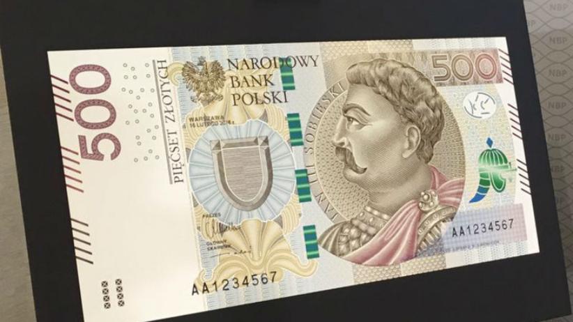 Zdobądź banknot 500 zł i sprzedaj z zyskiem - sposób na zarobek w sieci