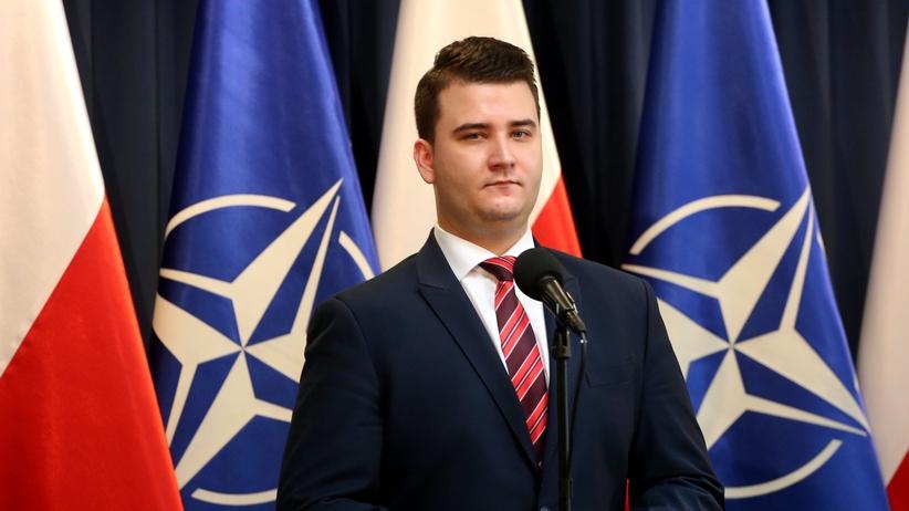 Bartłomiej Misiewicz powraca. Tym razem w nowej roli