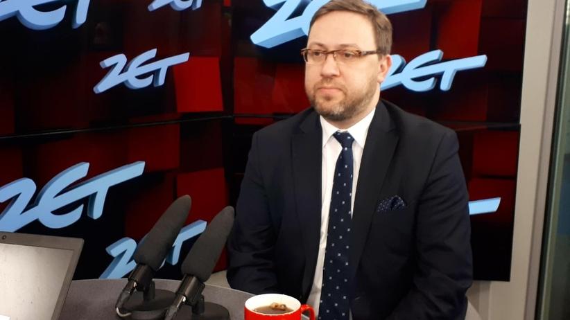 Bartosz Cichocki wiceszef MSZ gościem Radia ZET w piątek