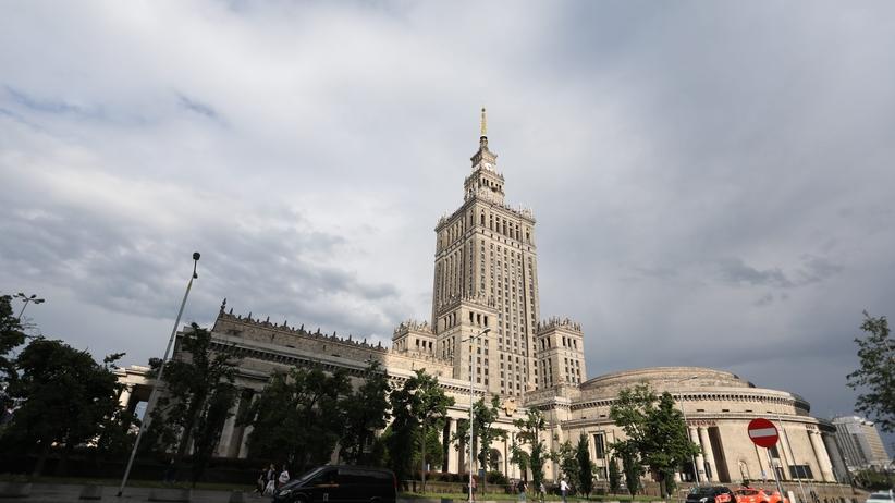 Bartosz Kownacki: Zburzenie Pałacu Kultury byłoby fajnym prezentem na 100-lecie niepodległości