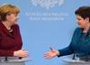 Szydło Merkel