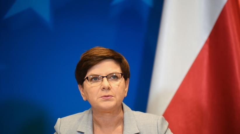 Beata Szydło apeluje do opozycji: Przestańcie uprawiać politykę na problemie migracji