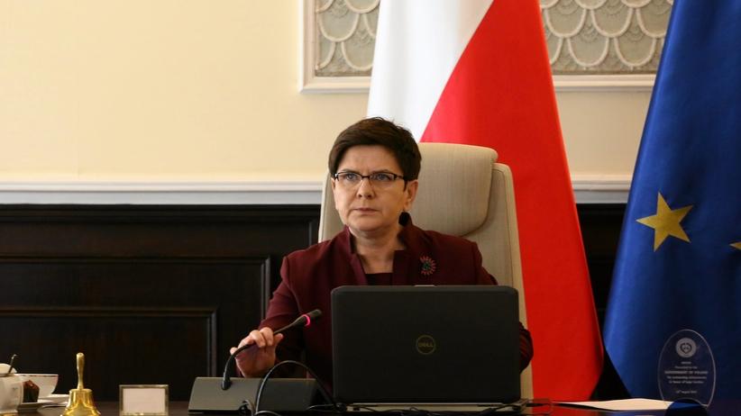 Szydło: Listy prezydenta do szefa MON to troska o polską armię