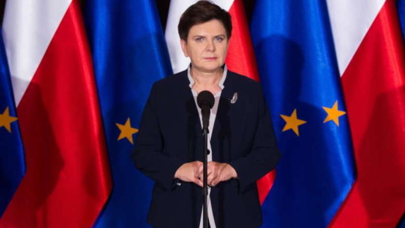 Beata Szydło laureatką nagrody Człowieka Roku Forum Ekonomicznego w Krynicy