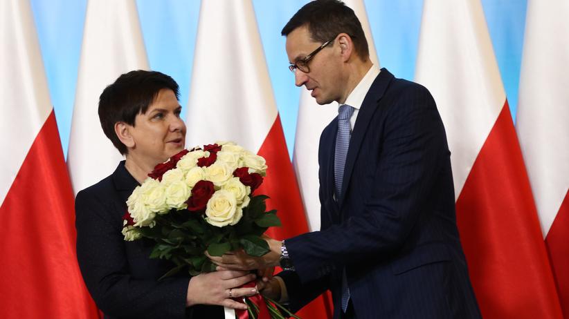 Beata Szydło ma już nową funkcję. Zajmie się sprawami społecznymi