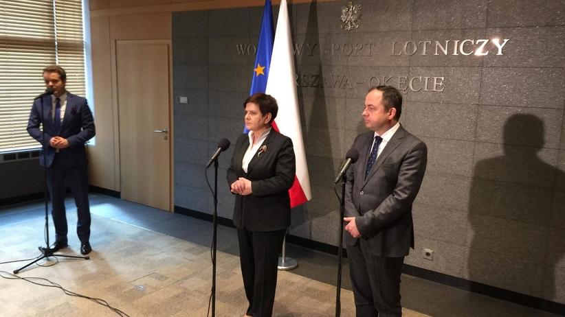 Beata Szydło: Deklaracja Rzymska nie jest dokumentem ambitnym