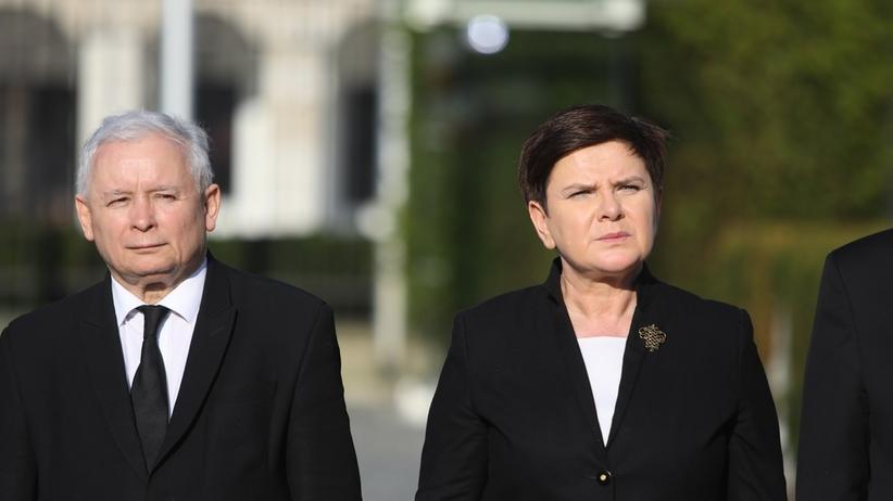 Zmiany w rządzie pewne. Beata Szydło przedstawiła Kaczyńskiemu plan rekonstrukcji