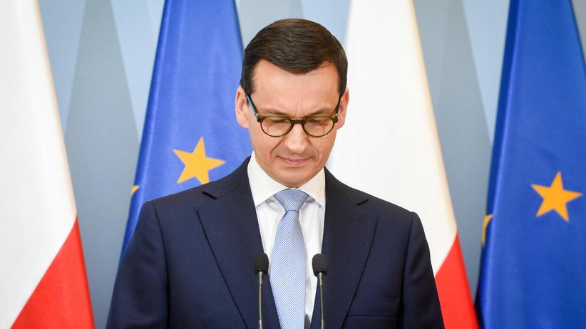"""""""SE"""": Będą dymisje w rządzie Morawieckiego?"""
