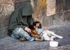 Bezdomny z psem