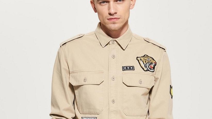 Reserved stworzyło koszulę w stylu Hitler-Jugend? Mamy ODPOWIEDŹ sklepu