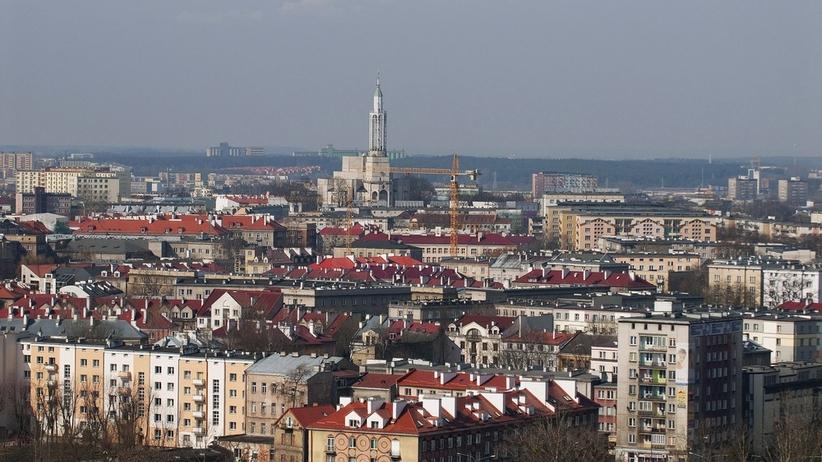 Białystok panorama