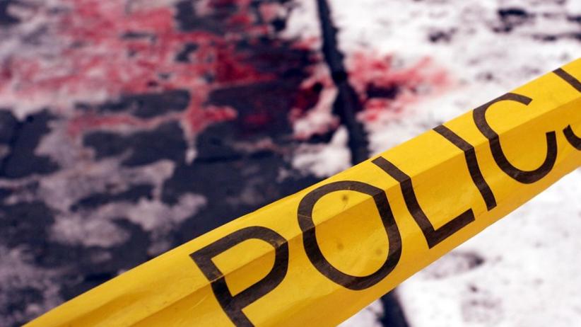 Dramat w Bielsku. 82-latek pobił żonę i skoczył z okna