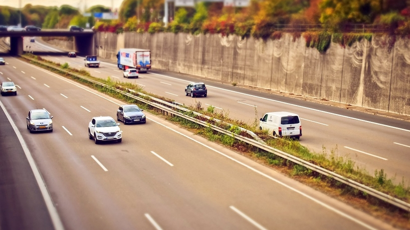 Bilans na polskich autostradach po wakacjach. Ile samochodów przejechało?