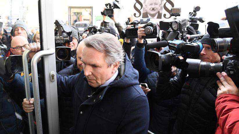 "Birgfellner ukarany. Prokuratura chce go ""zdyscyplinować"""