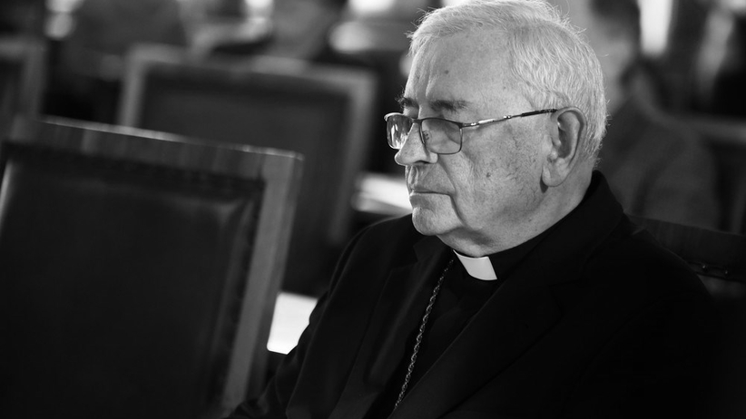 Biskup Tadeusz Pieronek nie żyje. Data pogrzebu. Przyczyny śmierci