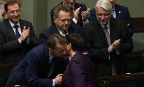 Błaszczak zostaje. Sejm odrzucił wniosek PO o odwołanie szefa MSWiA