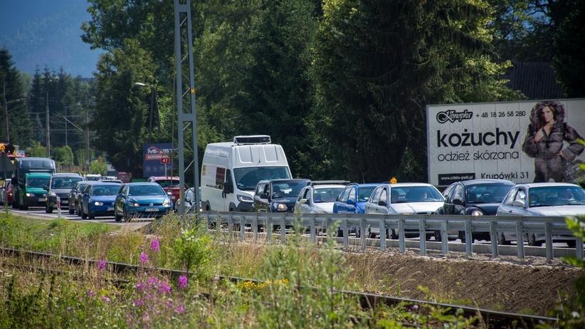 Blokady dróg krajowych. Protesty podwykonawców włoskiej formy Astaldi