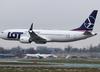 Boeing 737 MAX 8 bezpieczny? LOT twierdzi, że tak i nie wstrzymuje rejsów