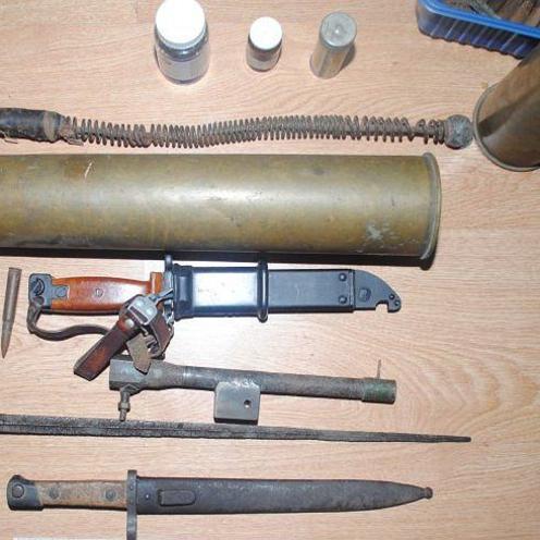 z22804128V,Nielegalna-bron-i-amunicja-w-domu-60-latka-z-Zolyn