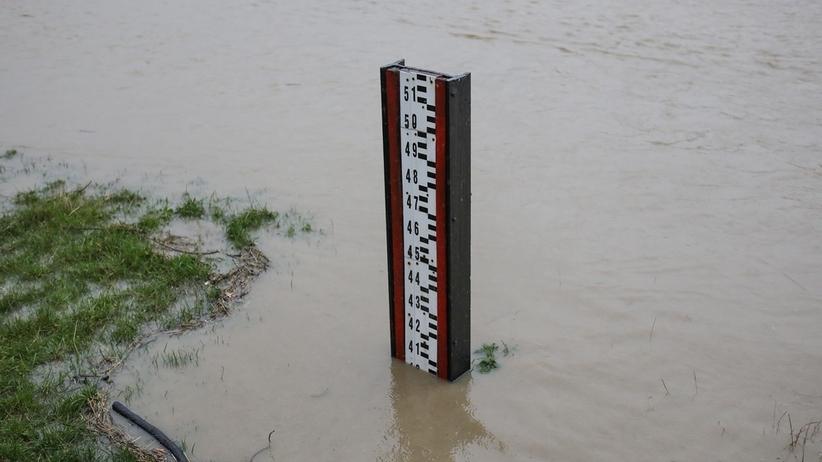 Burze i wysoki stan rzek. Ostrzeżenie IMGW dla 6 województw