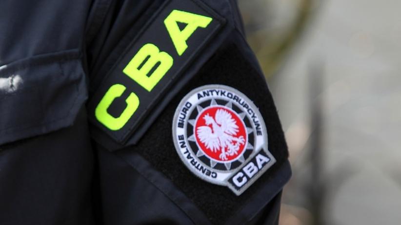 CBA w bydgoskim ratuszu