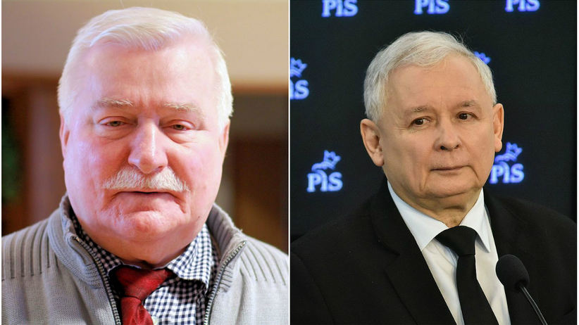 Były prezydent Lech Wałęsa przeprosił Jarosława Kaczyńskiego