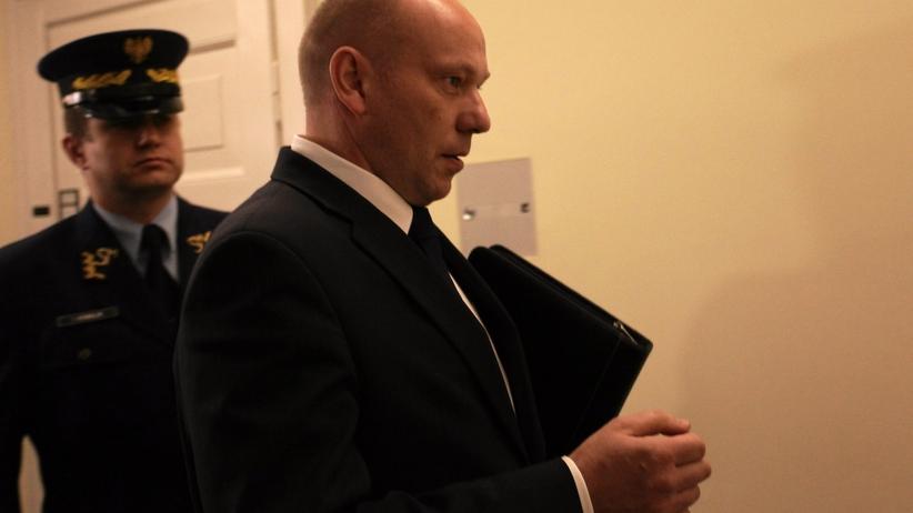 PILNE! Były szef SKW Piotr Pytel zatrzymany przez Żandarmerię Wojskową