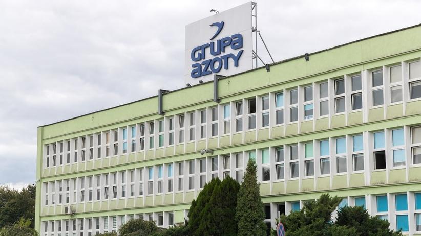 Korupcja w Azotach? CBA zatrzymało 3 osoby