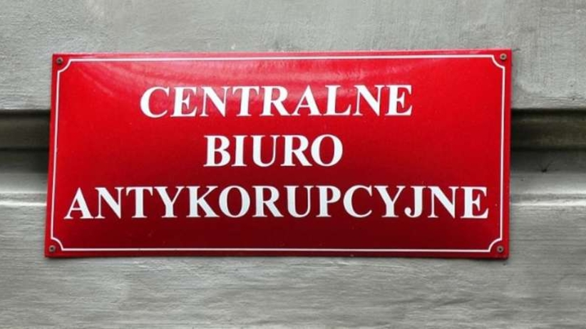 Akcja CBA w Małopolsce. Zatrzymano syna senatora PiS
