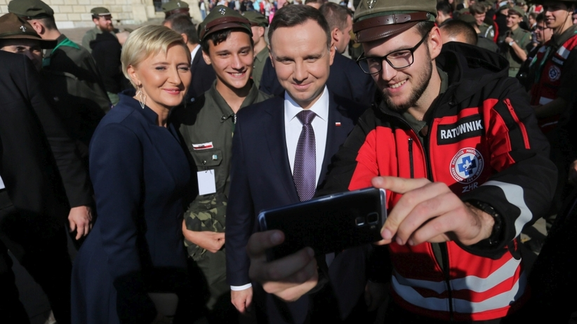 CBOS: Andrzej Duda z 69 proc. zaufaniem. Antoni Macierewicz 55 proc. nieufności