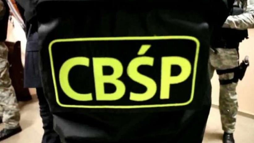 CBŚP zatrzymało pięciu mężczyzn zajmujących się praniem pieniędzy