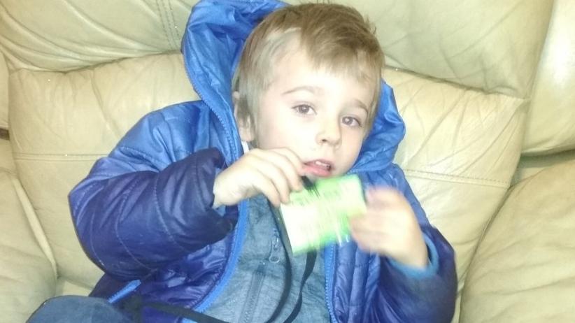 Odnaleziony w Katowicach chłopiec