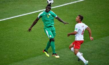 CO ZA BŁĘDY! Przegrywamy z Senegalem