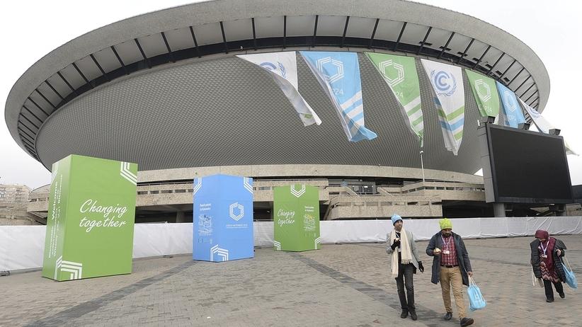 COP24. Bardzo zła jakość powietrza podczas szczytu klimatycznego w Katowicach