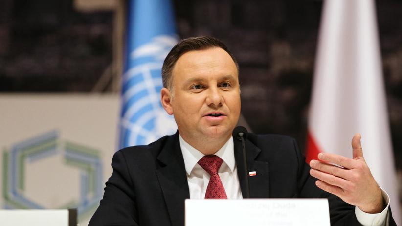 COP24. Prezydent Andrzej Duda zapowiedział, że nie ma planów rezygnacji z węgla